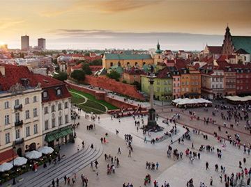 Najbliższe randki - Warszawa